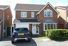 4 Bed house, Rudgard Road, Coventry, CV6